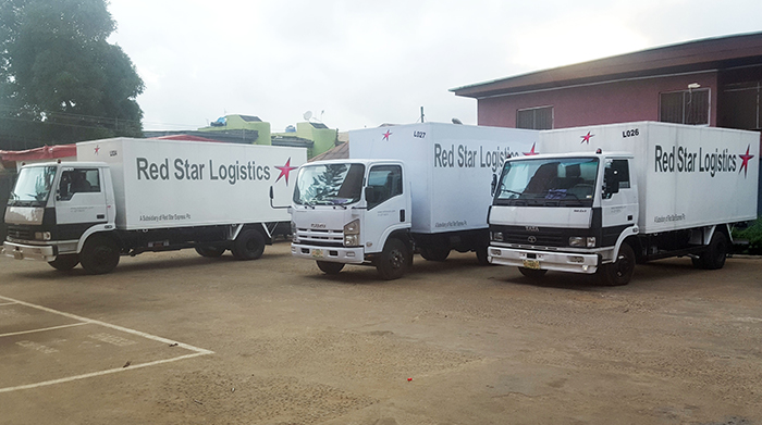 Logistics Company in Nigeria