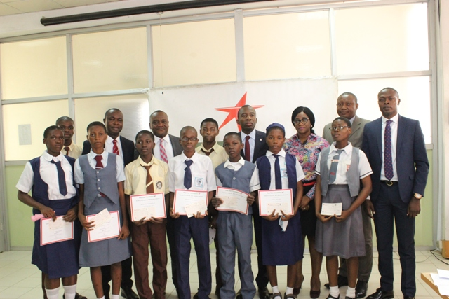 Red Star Plc Scholarships